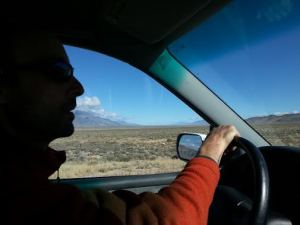 Nevada harry driving